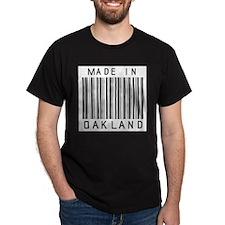 Oakland Barcode T-Shirt