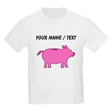 Piggy Bank (Custom) T-Shirt