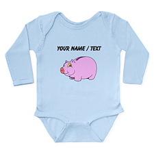 Piggy Bank (Custom) Body Suit