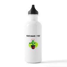 Money Plant (Custom) Water Bottle
