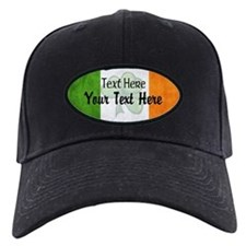 Irish Flag Custom Baseball Cap