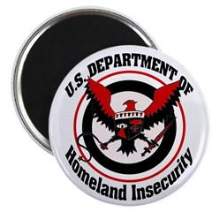 Homeland Insecurity Magnet