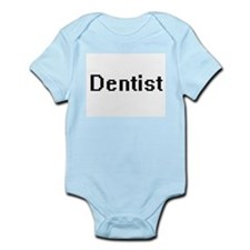Dentist Retro Digital Job Design Body Suit