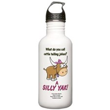 Girls Silly-Yak Water Bottle