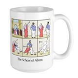 The School of Athens Mug