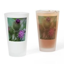 Flowering Tagalongs2 Drinking Glass