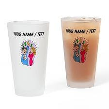 Lottery Winners (Custom) Drinking Glass