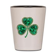 Cute Saint patricks day Shot Glass
