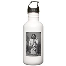 Geronimo Apache Chief Water Bottle