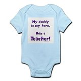 Unique Pre school teacher Infant Bodysuit
