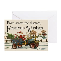 Festivus Across the Miles Cards (Pk of 10)