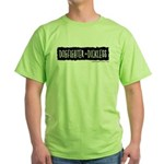 Dickless Green T-Shirt