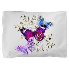 Papillons Pillow Sham