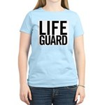 Life Guard (black) Women's Light T-Shirt