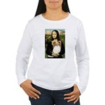 Mona's Papillon Women's Long Sleeve T-Shirt
