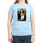 Mona's Papillon Women's Light T-Shirt