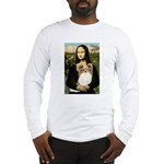 Mona's Papillon Long Sleeve T-Shirt