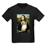 Mona's Papillon Kids Dark T-Shirt
