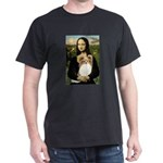 Mona's Papillon Dark T-Shirt