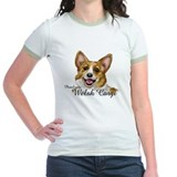 Welsh Corgi Jr. Ringer T-shirt