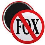 Slash Through Fox Magnet (10 pack)
