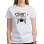 Fat chicks ass Women's T-Shirt