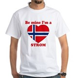 Strom, Valentine's Day Shirt