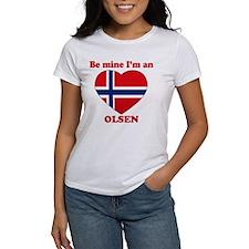 Olsen, Valentine's Day Tee