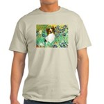 Irises / Papillon Light T-Shirt