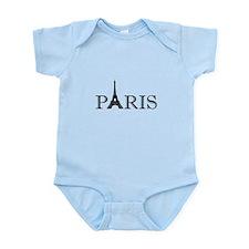 Paris Eiffel Tower Body Suit