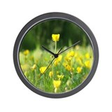 Buttercup Wall Clock