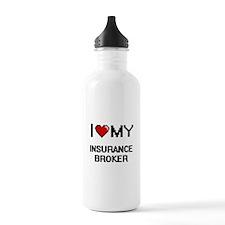 I love my Insurance Br Water Bottle