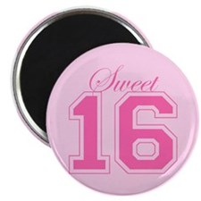 Sweet 16 (Varsity Letters) Magnet