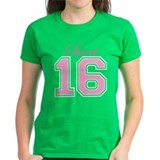 Sweet 16 (Varsity Letters) Tee