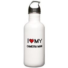 I love my Camera Man Water Bottle