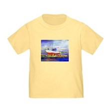 Sicilian Fishing Boat T