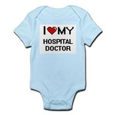 I love my Hospital Doctor Body Suit