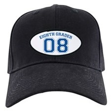 Eight Grader 08 Baseball Hat