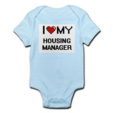 I love my Housing Manager Body Suit