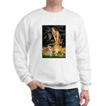 Fairies & Corgi Sweatshirt