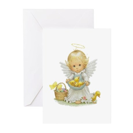 Easter Angel Greeting Cards (Pk of 20)