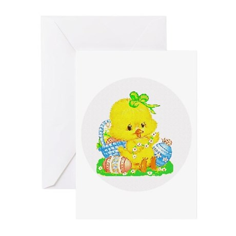 Easter Duckling Greeting Cards (Pk of 20)