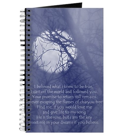Moon Song Journal