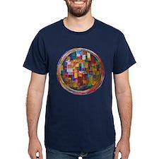 The earth mandala - T-Shirt