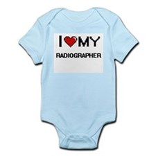 I love my Radiographer Body Suit