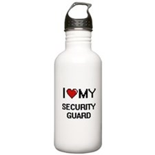 I love my Security Gua Water Bottle