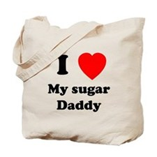 My Sugar Daddy Tote Bag