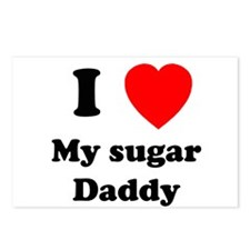 My Sugar Daddy Postcards (Package of 8)