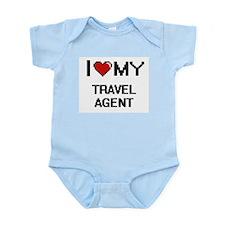 I love my Travel Agent Body Suit