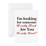 Really Bad Greeting Cards (Pk of 10)